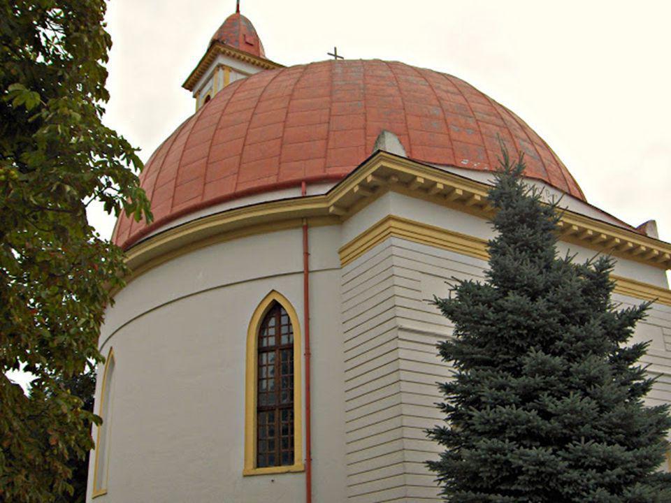 A falu katolikus templomát a Batthyány család építette.