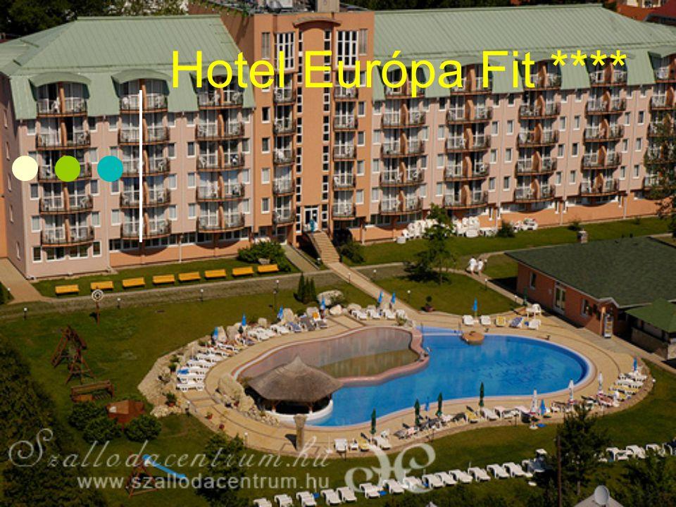 Hotel Európa Fit ****