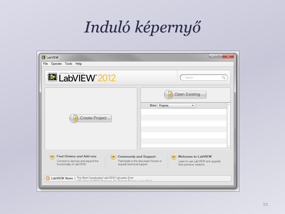 Induló képernyő 22