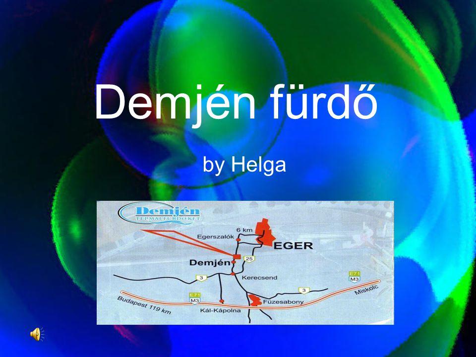 Demjén fürdő by Helga