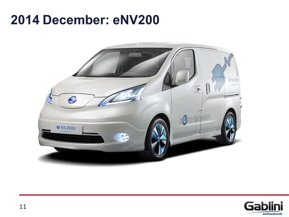 2014 December: eNV200 11