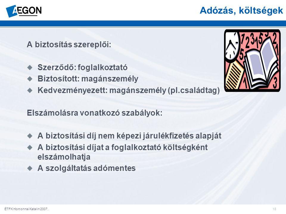 18ÉTFK Homonnai Katalin 2007.