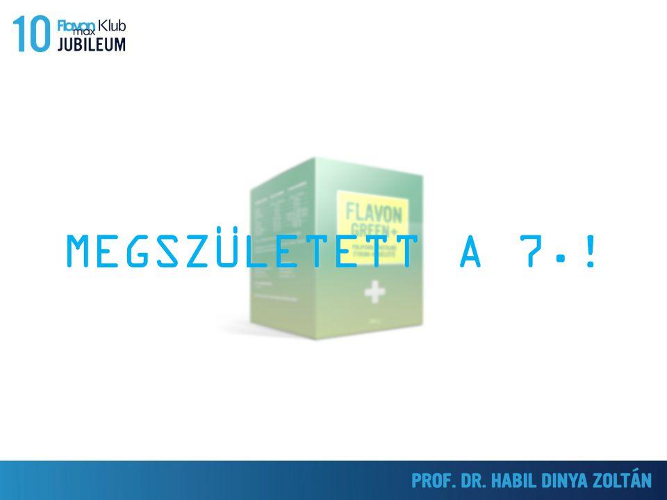 MEGSZÜLETETT A 7.!