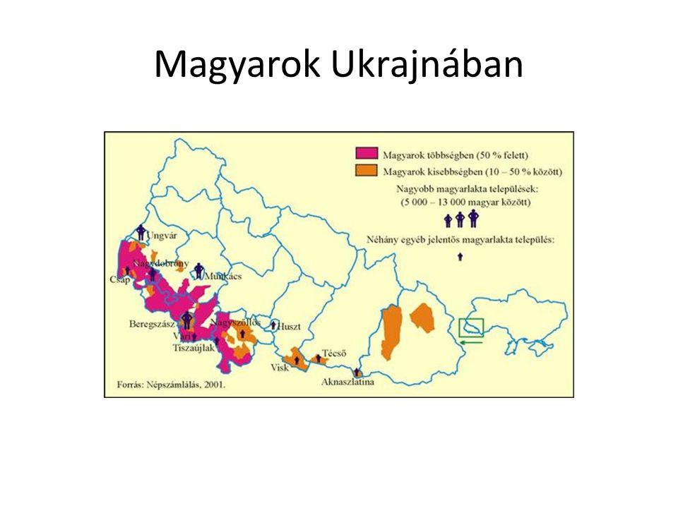 Magyarok Ukrajnában