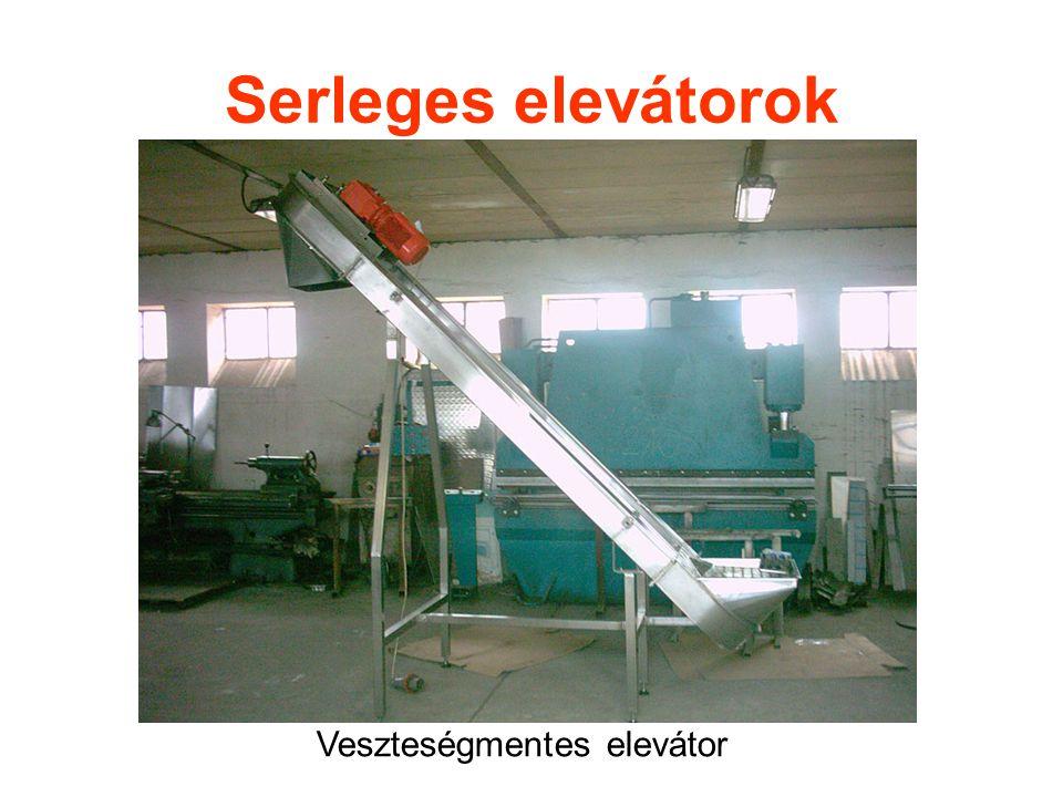 Veszteségmentes elevátor