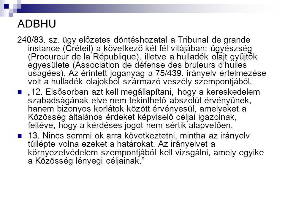 ADBHU 240/83. sz.