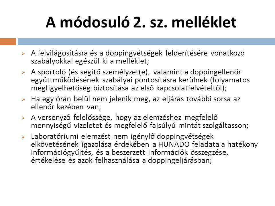 A módosuló 2.sz.