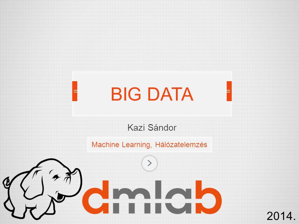 Data Science & ML Data Science, Gépi tanulás alapok,