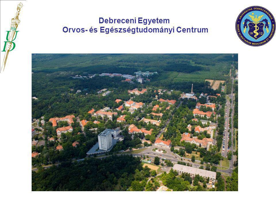 Debreceni Egyetem Orvos- és Egészségtudományi Centrum