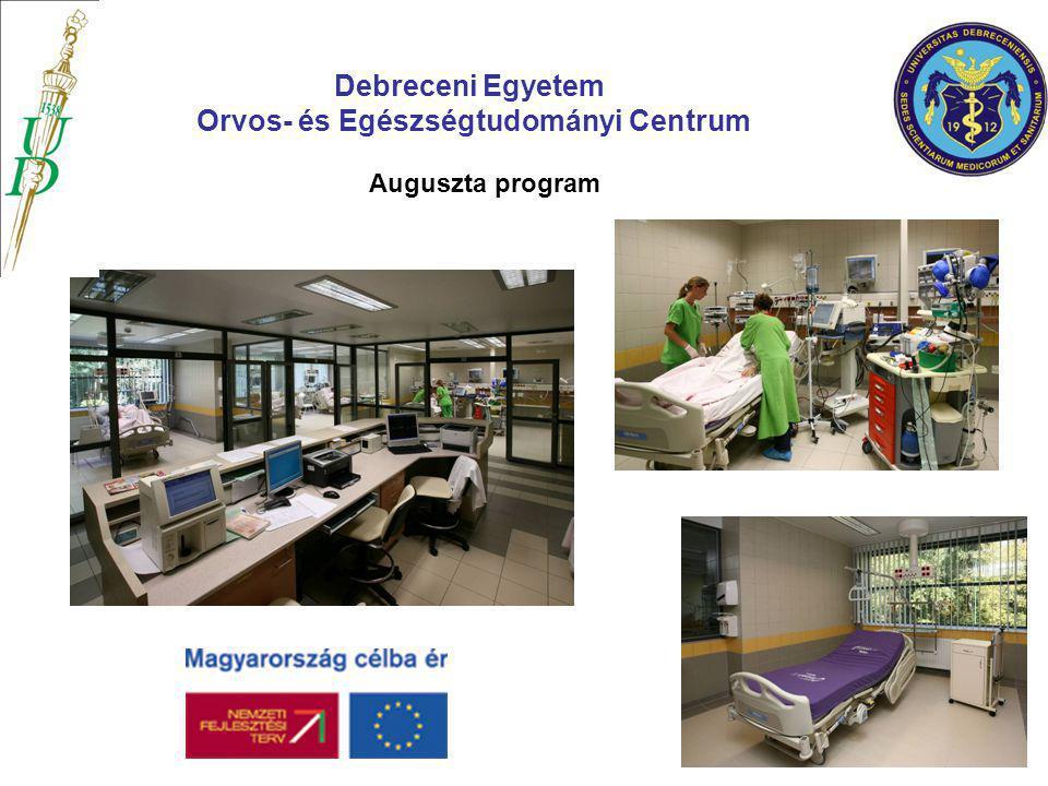 Auguszta program Debreceni Egyetem Orvos- és Egészségtudományi Centrum