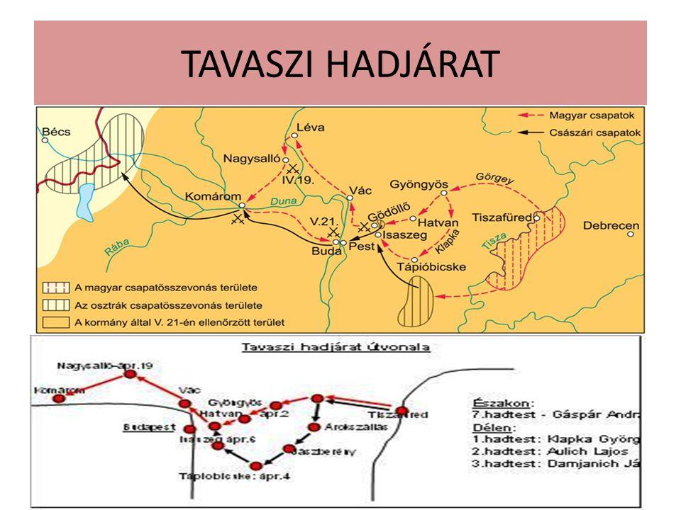 TAVASZI HADJÁRAT