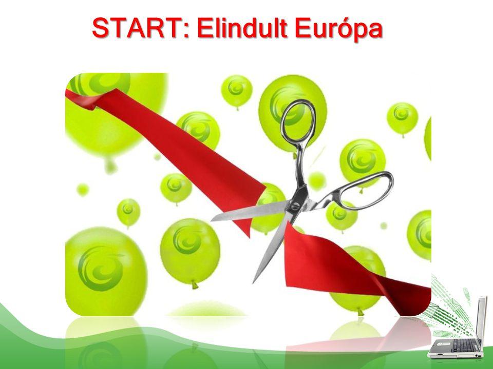 START: Elindult Európa