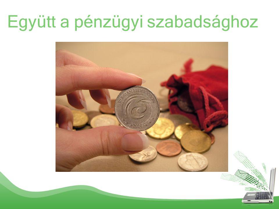 Együtt a pénzügyi szabadsághoz