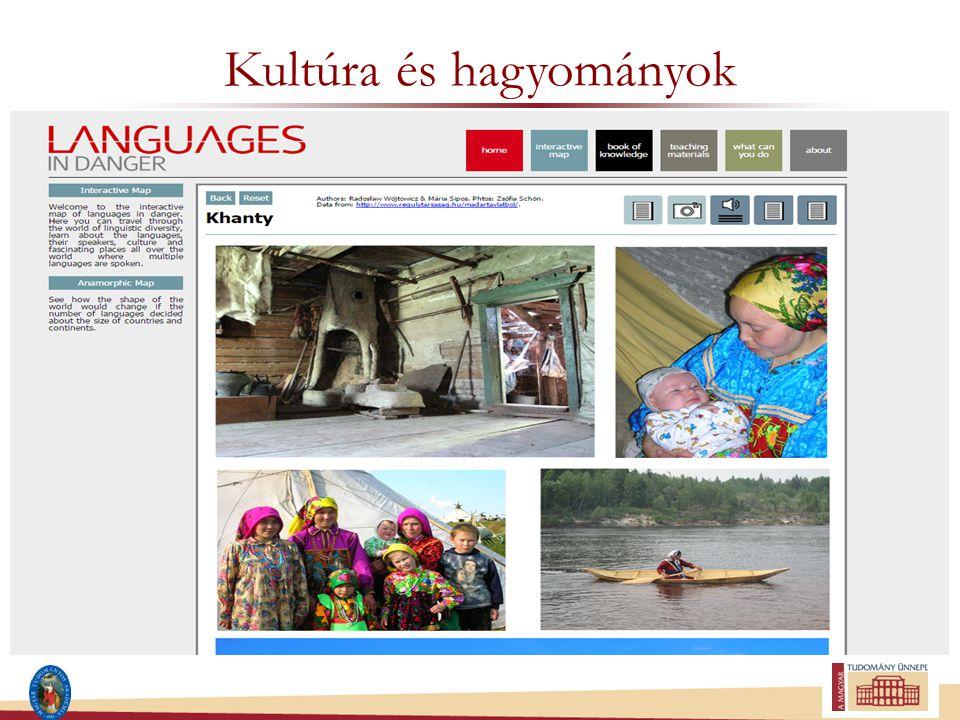 Kultúra és hagyományok