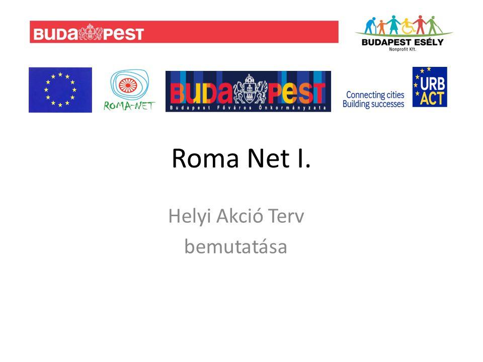 Roma Net I. Helyi Akció Terv bemutatása
