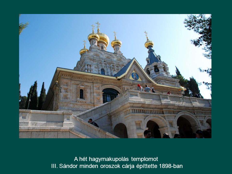 S zent M á ria-Magdal é na temploma