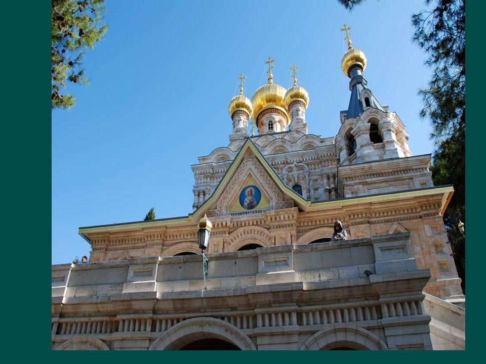 A hét hagymakupolás templomot III. Sándor minden oroszok cárja építtette 1898-ban