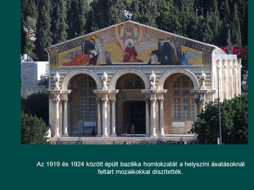 Ennek a templomnak az építését 1955-ben fejezték be