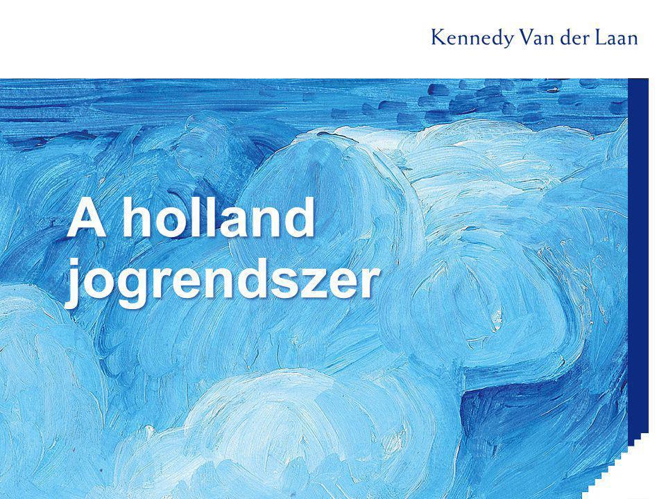 A holland jogrendszer