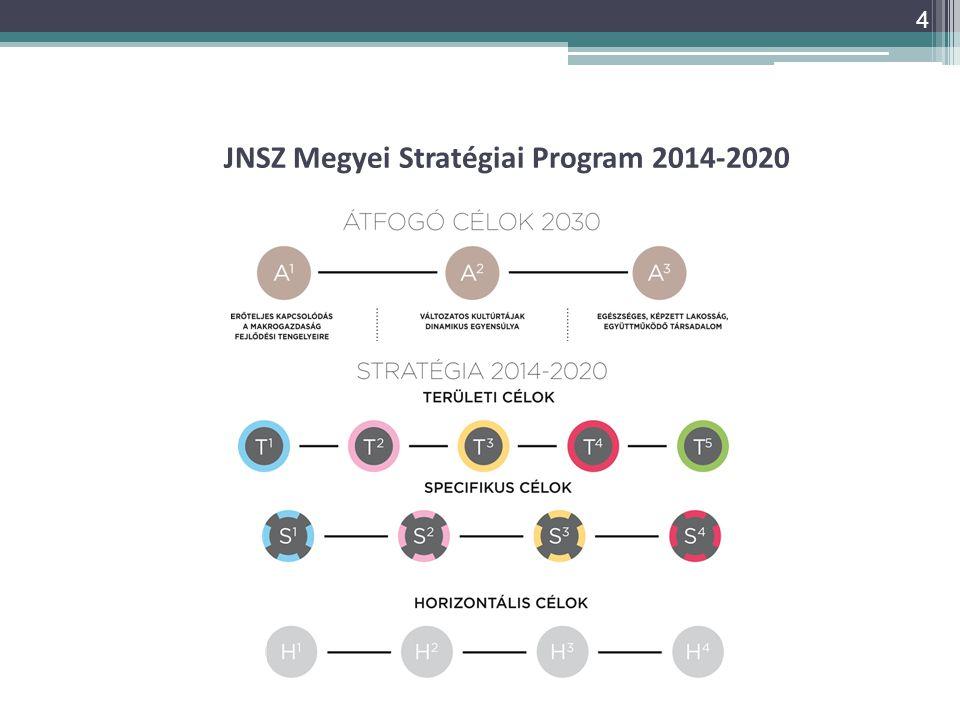 JNSZ Megyei Stratégiai Program 2014-2020 4
