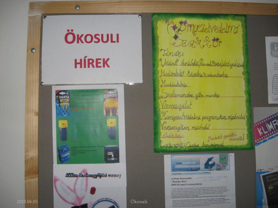  Az iskola együttműködik más magyar és lehetőség szerint külföldi iskolákkal is.