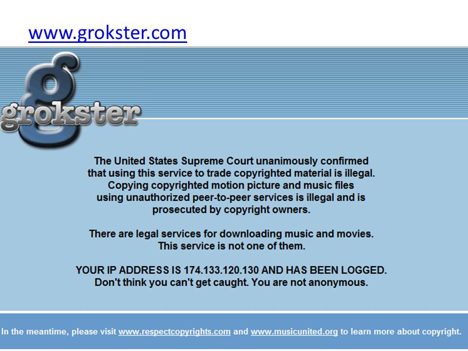 www.grokster.com