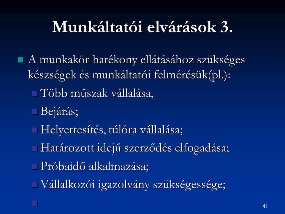 41 Munkáltatói elvárások 3.
