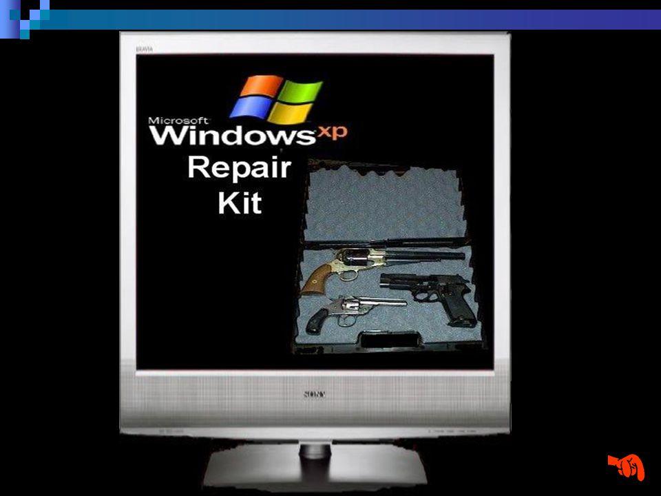 A számítógép javításához szükséges szerszámok