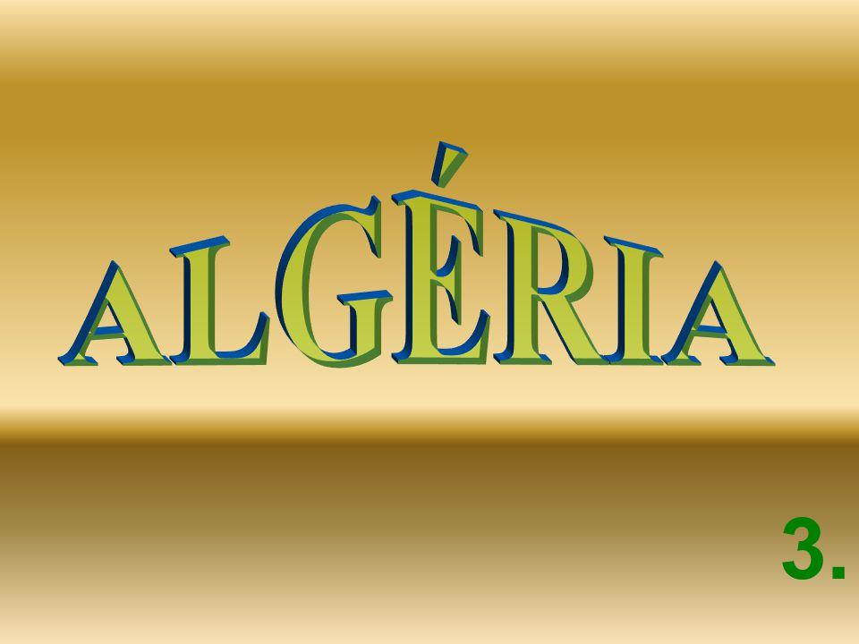 Algír – A Parlament épülete