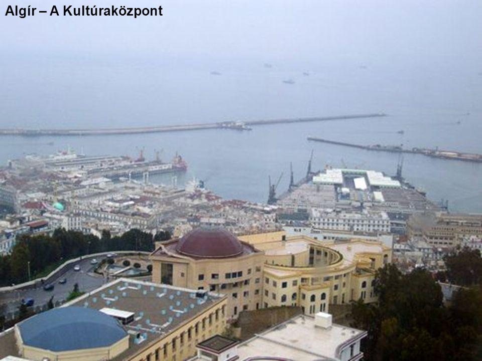 Algír – A Bardo-múzeum
