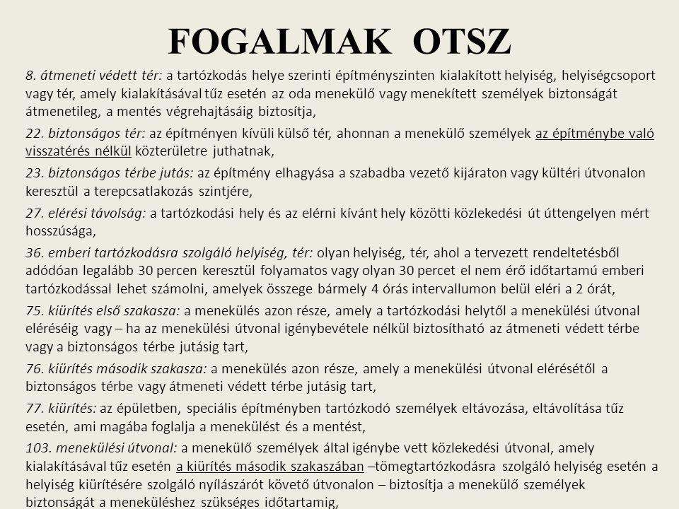 FOGALMAK OTSZ 8.