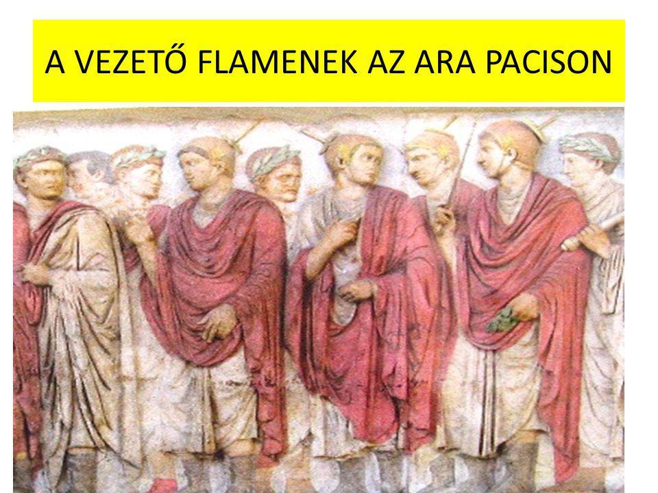 A VEZETŐ FLAMENEK AZ ARA PACISON