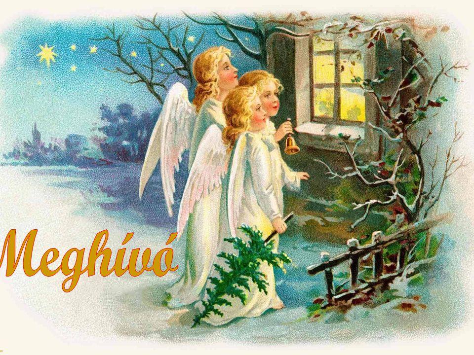 """""""Szent ünnep van gyújtsd a lángot, Dúdolj boldog dallamot, Kívánj szívből szép világot Kívánj békés holnapot."""
