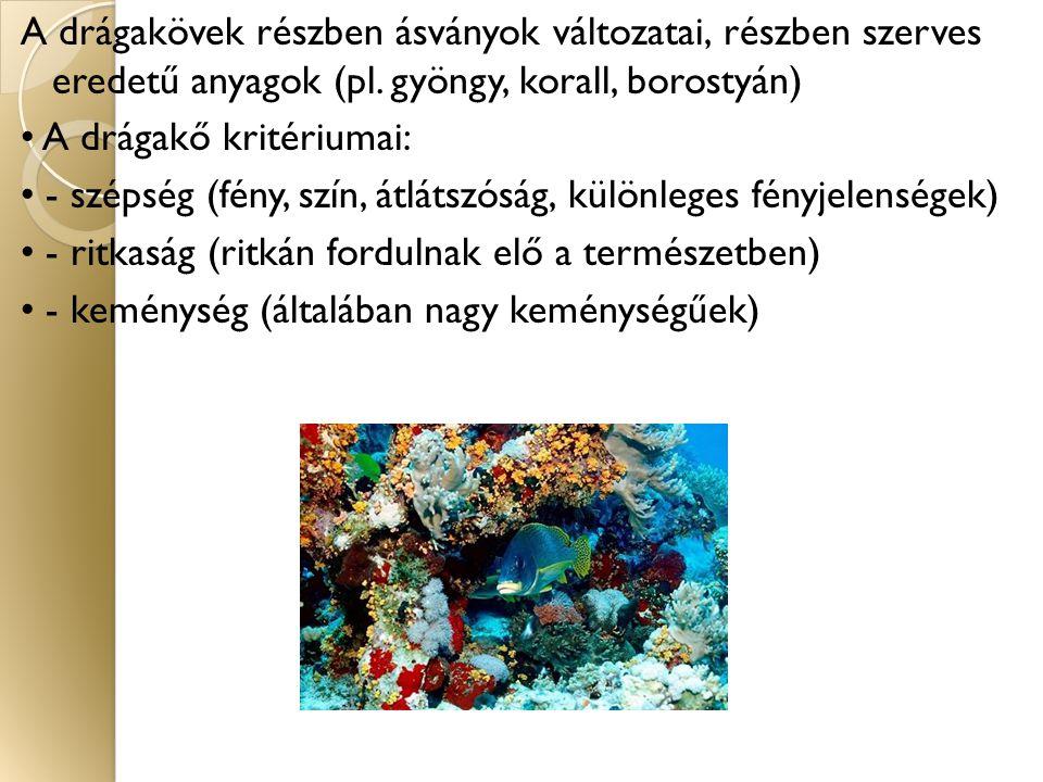 A kőzet A kőzetek döntően ásványok kémiai értelemben vett keverékei.