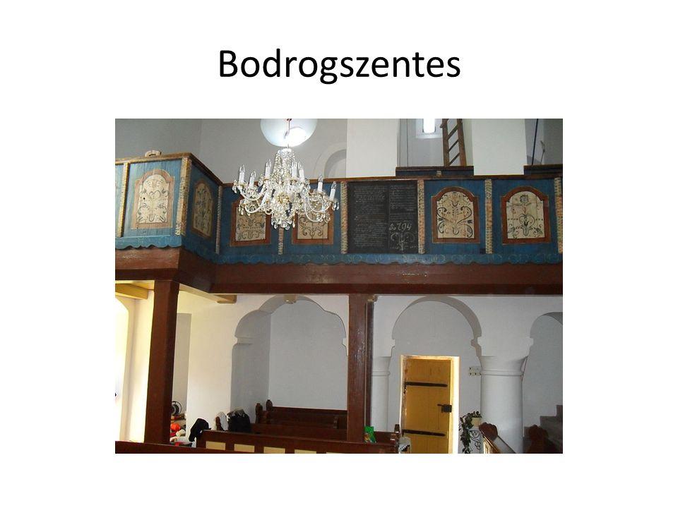 Bodrogszentes