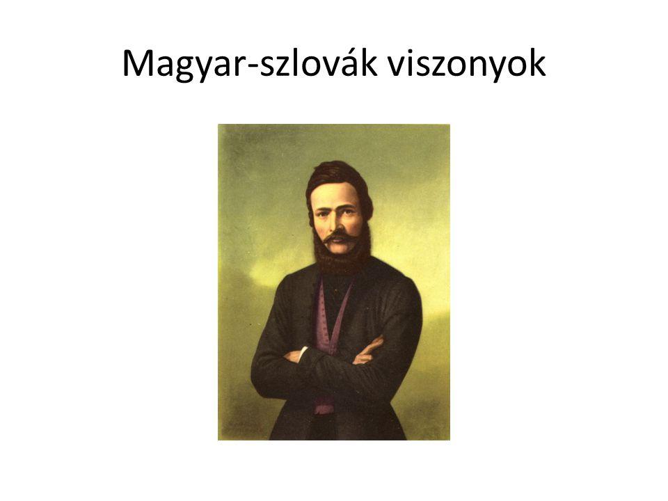 Magyar-szlovák viszonyok