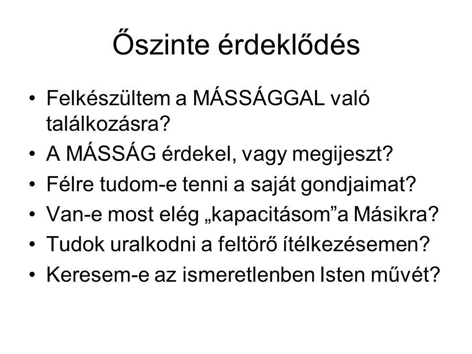 Pszichoszociális fejlődéselmélet I.Erik H. ERIKSON (1968): 1.