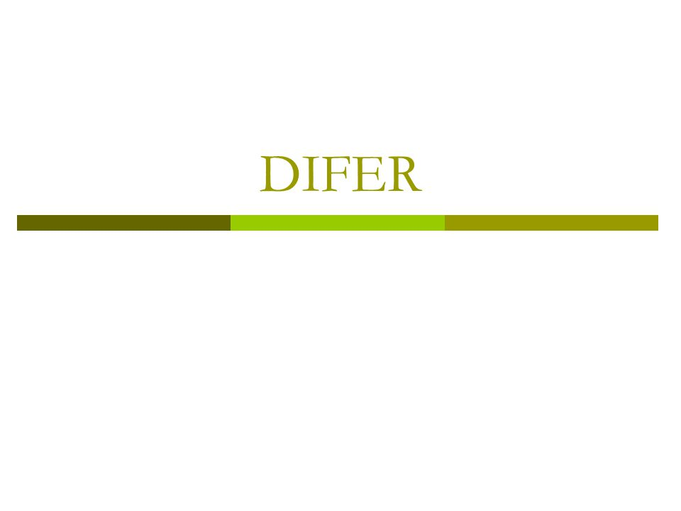 DIFER