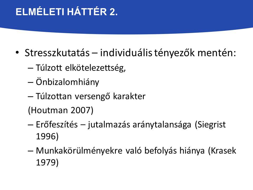 ELMÉLETI HÁTTÉR 2.