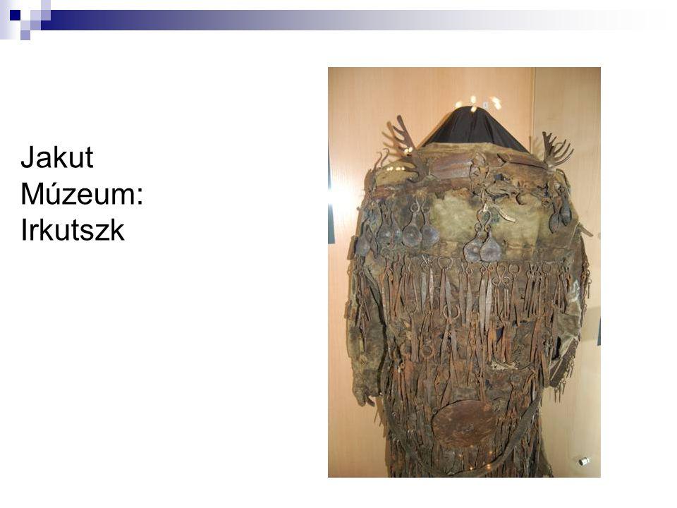 Jakut Múzeum: Irkutszk