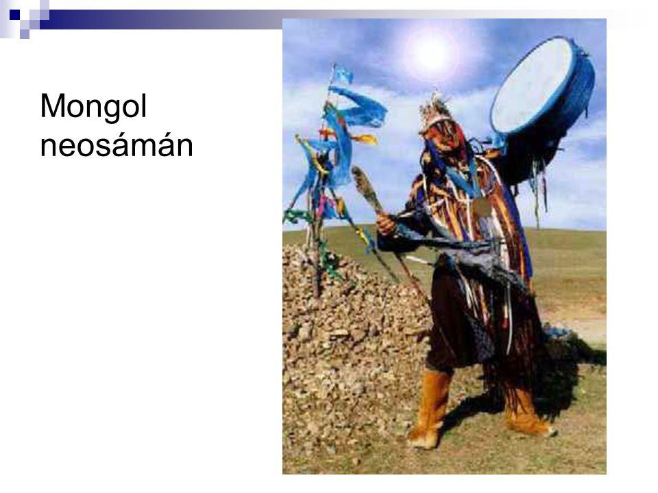 Mongol neosámán
