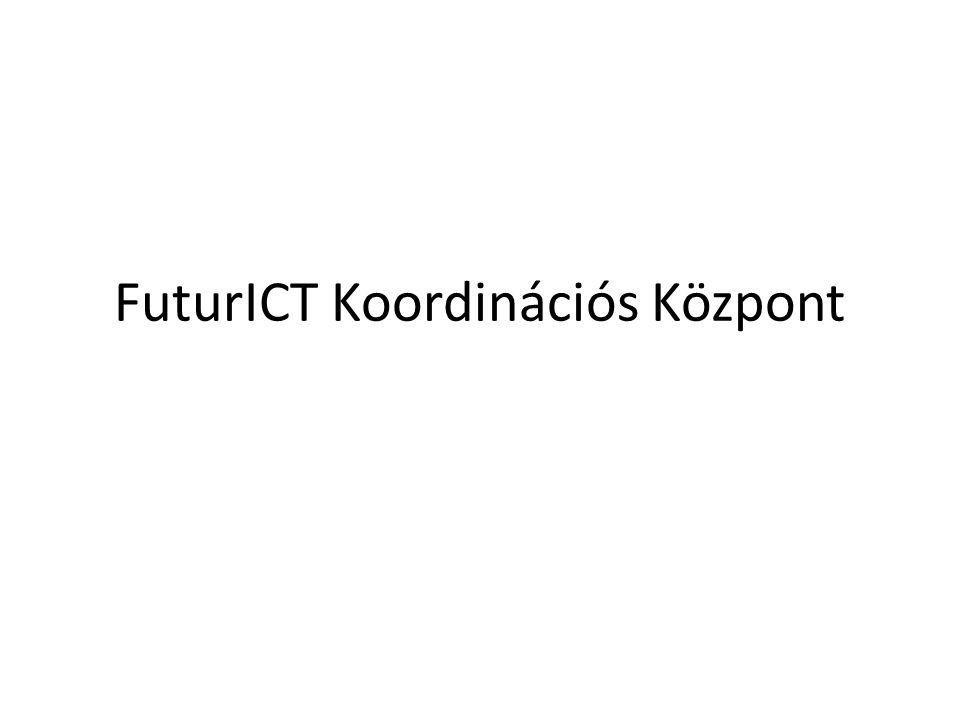 FuturICT Koordinációs Központ