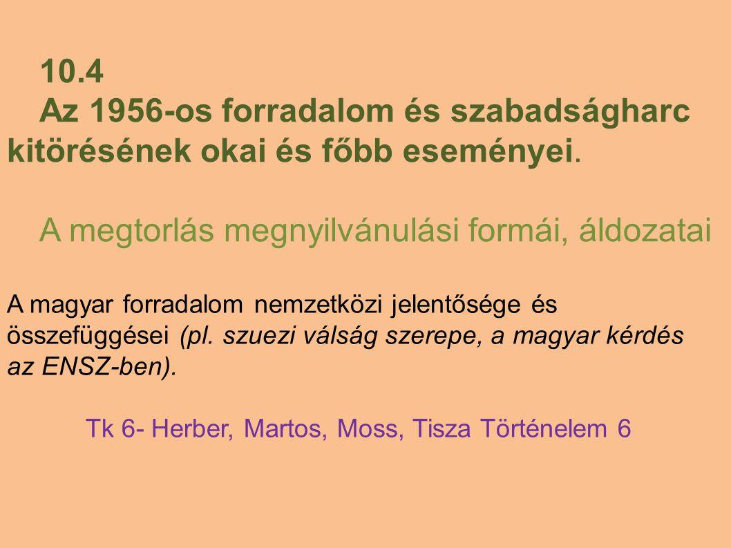 Okt.28 ● Nagy Imre a Minisztertanácsi ülésen a Partlamentben