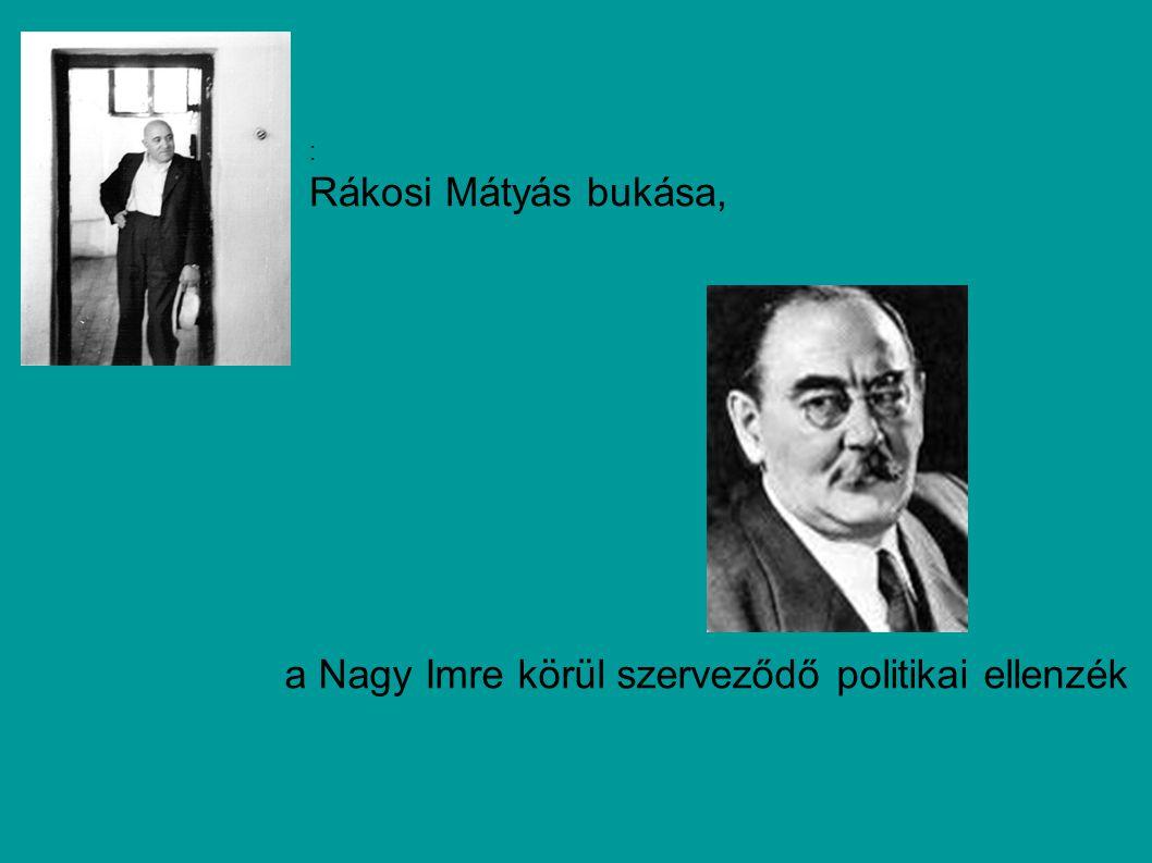 """"""" A Politikai Bizottság utasította a belügyminisztert, hogy a Nagy Imre és csoportja ügyében elkészítendő vádindítványban 3 fő vádpontot emeljenek ki."""