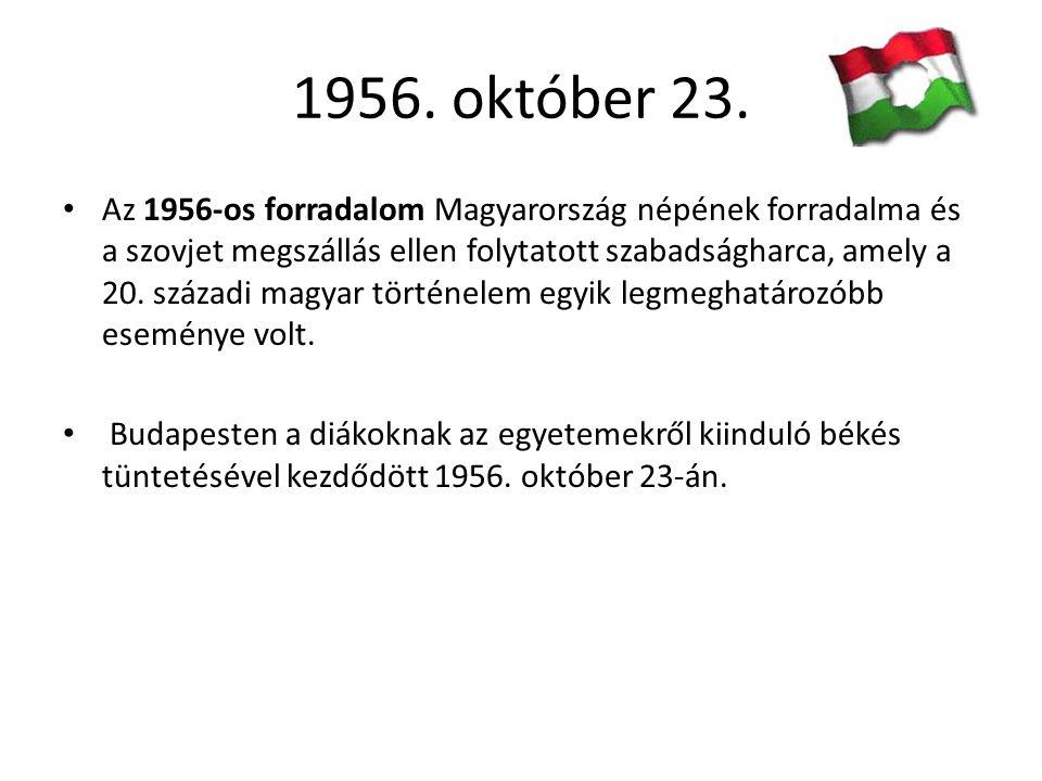 1956.október 23.