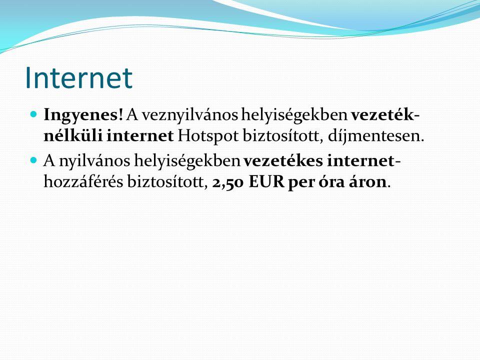 Internet Ingyenes.