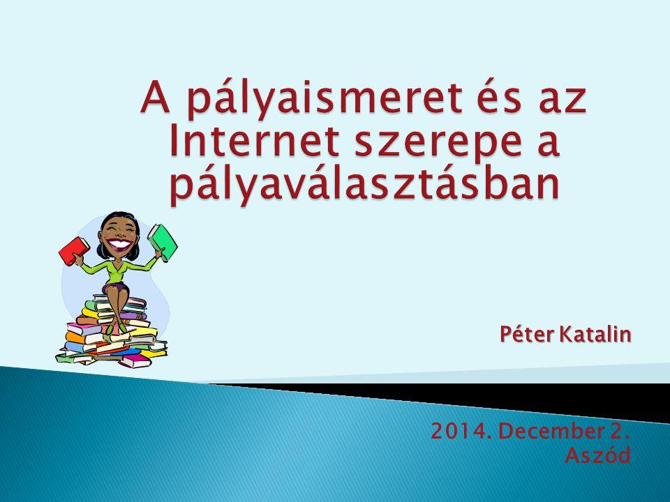 Péter Katalin 2014. December 2. Aszód