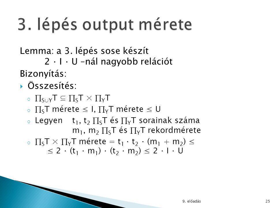Lemma: a 3.