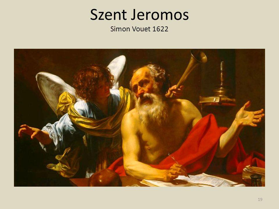 Szent Jeromos Simon Vouet 1622 19