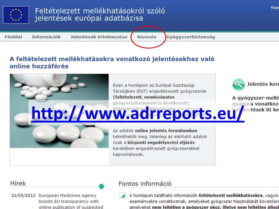 http://www.adrreports.eu/